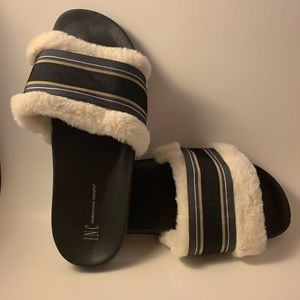 💜 INC International Concepts Slippers XL 11/12